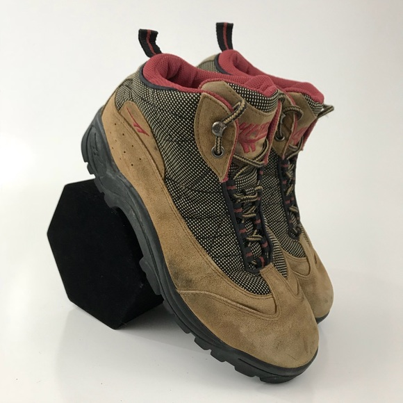 latest releases modern techniques low cost Hi-Tec Brown Suede High Ankle Hiking Boot Sz 10